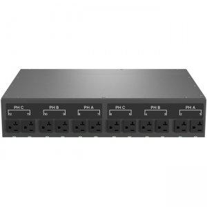 Geist rPDU 12-Outlets PDU NU30079 MNU3EDR1-12S203-3TL21A0E10-S