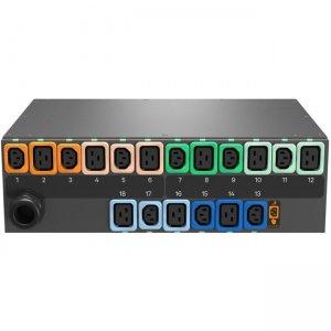 Geist rPDU 18-Outlets PDU NU30080L MNU3E3R1-18P993-3PS56B0H10-S