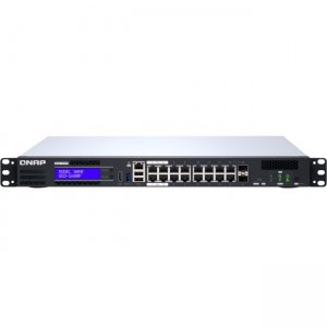 QNAP Ethernet Switch QGD-1600P-8G-US QGD-1600P-8G