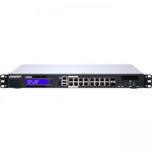 QNAP Ethernet Switch QGD-1600P-4G-US QGD-1600P-4G
