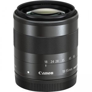 Canon EF-M 18-55mm f3.5-5.6 IS STM 5984B002AA