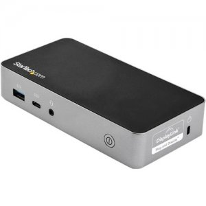 StarTech.com Dual HDMI Monitor USB-C Docking Station with 60W Power Delivery DK30CHHPD
