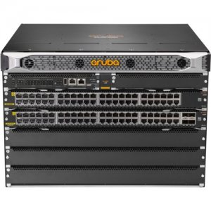 Aruba 96-port 1GbE Class PoE 4 and 4-port SFP56 Switch R0X29A 6405