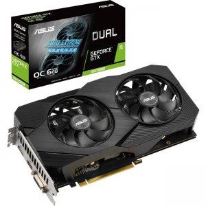 Asus Dual GeForce GTX 1660 SUPER EVO OC Edition Graphic Card DUAL-GTX1660S-O6G-EVO