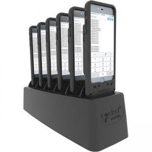 Socket Mobile DuraSled Modular Barcode Scanner CX3614-2265 DS860