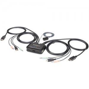 StarTech.com KVM Switchbox SV211DPUA4K