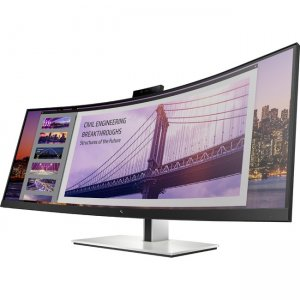 HP 43.4-inch Curved Ultrawide Monitor 5FW74A8#ABA S430c