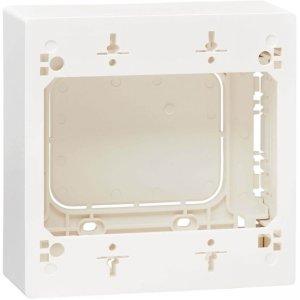 Tripp Lite Double-Gang Surface-Mount Back Box, White, TAA N080-SMB2-WH