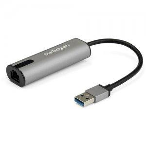 StarTech.com USB 3.0 Type-A To 2.5 Gigabit Ethernet Adapter - 2.5GBase-T US2GA30