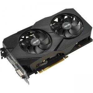Asus Dual GeForce GTX 1660 Ti OC Edition Graphic Card DUAL-GTX1660TI-O6G-EVO
