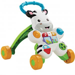 Fisher-Price Learn with Me Zebra Walker DKH80 FIPDKH80