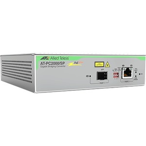 Allied Telesis Transceiver/Media Converter AT-PC2000/SP-90 PC2000/SP