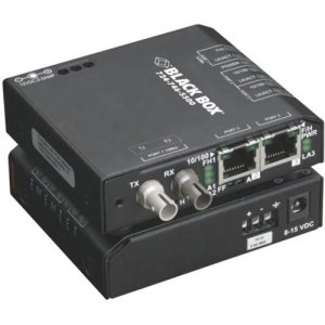 Black Box Transceiver/Media Converter LBH100AE-P-ST