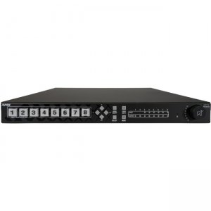 AMX 8x1:3 4K60 4:4:4 Digital Video Presentation Switcher FG1901-10 NCITE-813