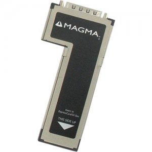 Magma ExpressCard/34 Host Card for Laptop EC34