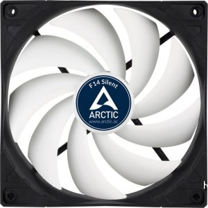 Arctic Cooling 3-Pin Fan with Standard Case ACFAN00076A F14 Silent