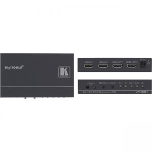 Kramer 2x1:2 HDMI Distribution Amplifier 90-70745090 VM-22H