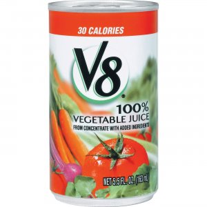V8 Original Vegetable Juice 0882 CAM0882