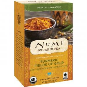 Numi Turmeric Organic Tea 10553 NUM10553