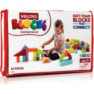VELCRO Brand Foam Blocks Construction Set 70183 VEK70183