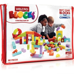 VELCRO Brand Foam Blocks Construction Set 70188 VEK70188
