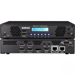 Matrox Maevex Dual 4K Enterprise Encoder MVX-E6120-2 6120