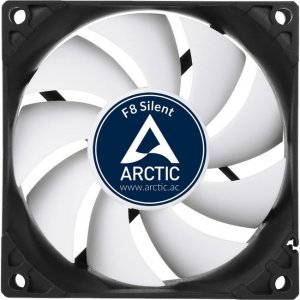 Arctic Cooling 3-Pin Fan with Standard Case ACFAN00025A F8 Silent