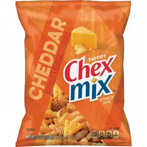 Chex Mix Cheddar Snack Mix SN14839 GNMSN14839