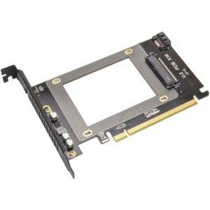 IO Crest U.2 PCIe x16 Adapter SY-MRA25060