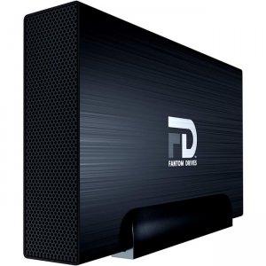 Fantom Drives Professional 4TB 7200RPM USB 3.0 / eSATA Aluminum External Hard Drive GFP4000EU3-TAA GFP4000EU3