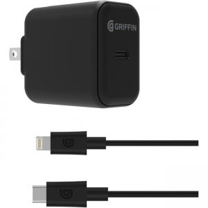 Griffin PowerBlock AC Adapter GP-070-BLK-NA