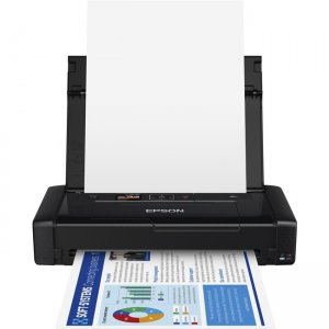 Epson WorkForce Wireless Mobile Printer C11CH25201 WF-110
