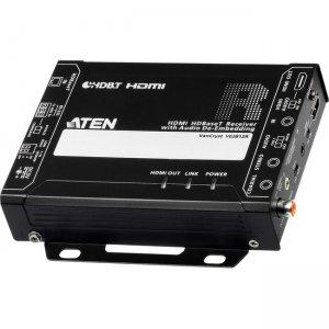 Aten HDMI HDBaseT Receiver with Audio De-Embedding (4K@100m) (HDBaseT Class A) VE2812R