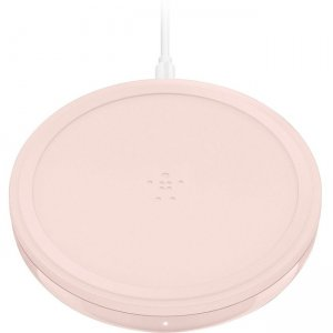 Belkin BOOST↑UP Bold Wireless Charging Pad 10W for Apple, Samsung, LG and Sony F7U050DQH29