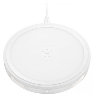 Belkin BOOST↑UP Bold Wireless Charging Pad 10W for Apple, Samsung, LG and Sony F7U050DQWHT