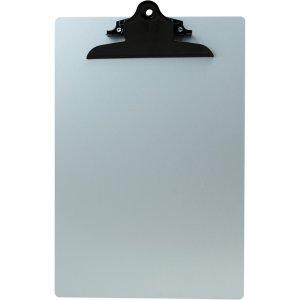 Saunders Black Clip Aluminum Clipboard 22516 SAU22516