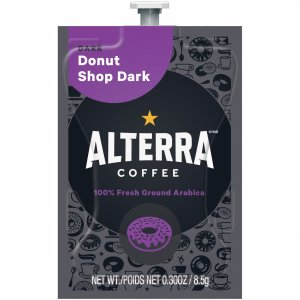 Mars Drinks Alterra Donut Shop Dark Coffee Single A206 MDKA206