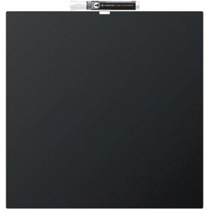 U Brands Cubicle Magnetic Chalk Tile Board 468U0004 UBR468U0004
