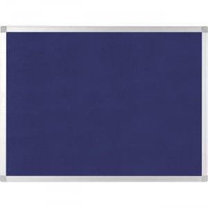 "Bi-silque Ayda Fabric 24""W Bulletin Board FA03439214 BVCFA03439214"