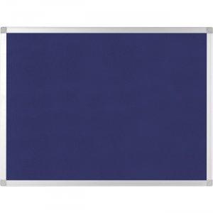 "Bi-silque Ayda Fabric 36""W Bulletin Board FA05439214 BVCFA05439214"