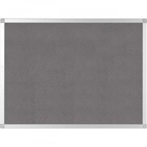 "Bi-silque Ayda Fabric 24""W Bulletin Board FA03429214 BVCFA03429214"