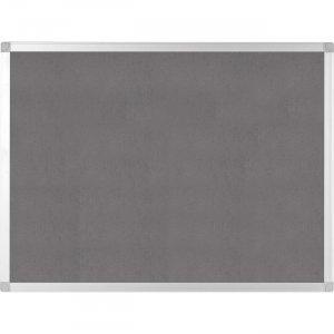 "Bi-silque Ayda Fabric 36""W Bulletin Board FA05429214 BVCFA05429214"