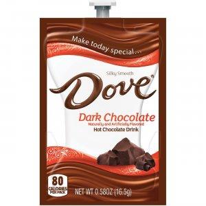 Dove Drinks Dark Chocolate Hot Drink Freshpack A124 MDKA124