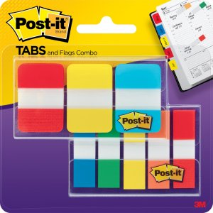 Post-it Notes Super Sticky Classroom Value Pack 686COMBO1 MMM686COMBO1