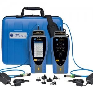 IDEAL NETWORKS LanTEK IV-500MHz Cable Certifier TRADE163000