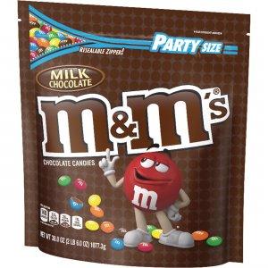 M&M's Milk Chocolate Candies SN55114 MRSSN55114