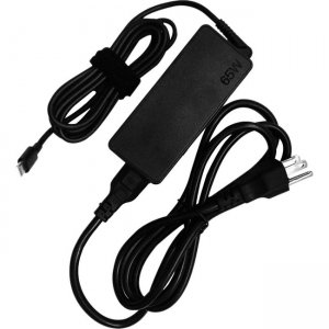 eReplacements Compatible Laptop AC Adapter Replaces Universal AC065USBC AC065USBC-ER M20003253C650