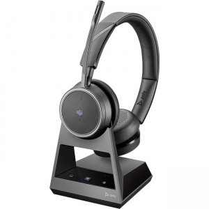 Plantronics Voyager 4220 Office, 2-Way Base, Microsoft Teams, USB-C 214602-01 V4220-M CD USB-C