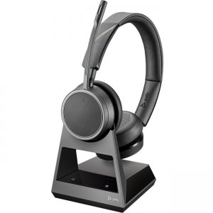 Plantronics Voyager 4220 Office, 2-Way Base, USB-A 212731-01 V4220 CD USB-A