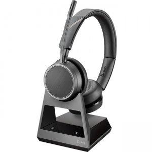 Plantronics Voyager 4220 Office, 2-Way Base, USB-C 214592-01 V4220 CD USB-C